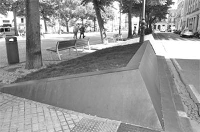 Remodelación Paseo Sarasate en Pamplona