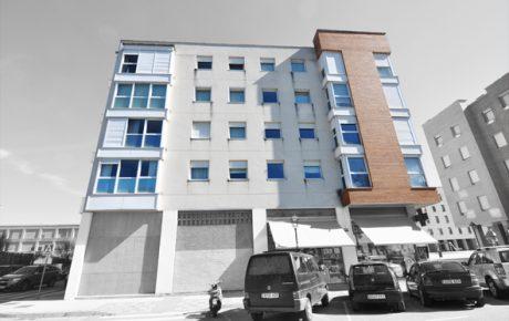 Rehabilitación de fachadas. Pamplona