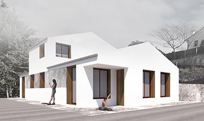 Unifamiliar Passivhaus en Sangüesa