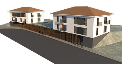 Cohousing en Arlegui