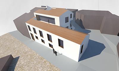 Cohousing en Legarda